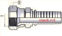 ФИТИНГ JIS TOYOTA обратный конус 60° Трубная цилиндрическая резьба ISO R228, EN 10226, ГОСТ 6357-81, DIN 259, BS 2779, JIS B 0202.
