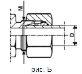 ТРУБНОЕ СОЕДИНЕНИЕ DIN2353 LR/SR, ISO 8434-1 В СБОРЕ