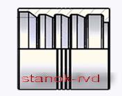 ОБЖИМНЫЕ МУФТЫ (ГИЛЬЗЫ) ДЛЯ РВД ТИП 4SP, 4SH CAST TIEFFE VITILLO МОСКВА