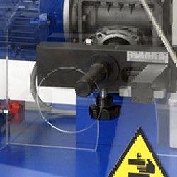 Окорочный станок для зачистки РВД SPF1 и SPF2/E