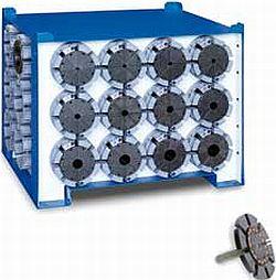 Обжимной станок для производства РВД Tubomatic H130 EL