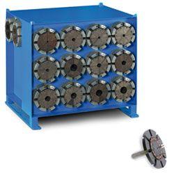 Обжимной станок для производства РВД Tubomatic H54 EL