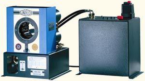 Обжимной станок для производства РВД UNIFLEX HM 200/HM 200 Ecoline